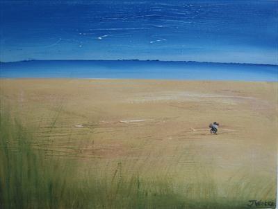 jane watson sandy beach prints