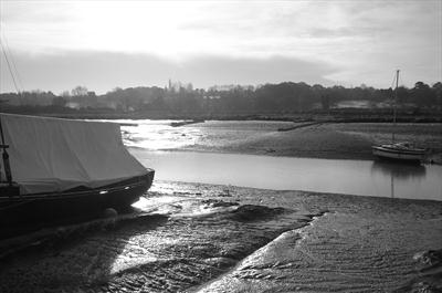 River view at Wivenhoe