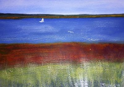 East Mersea Seascape