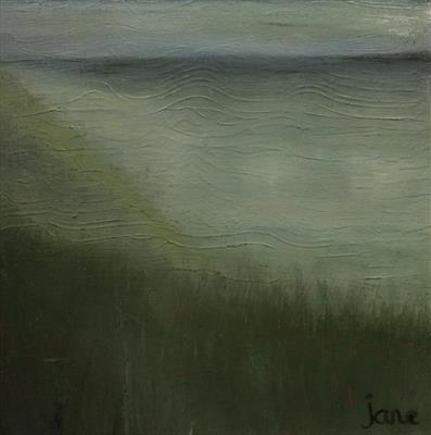 Green Seascape