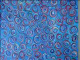 Spirals by Jane's Art, Painting, Acrylic on canvas